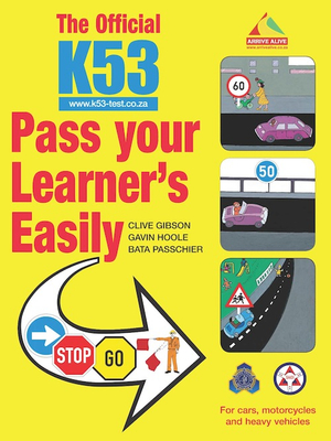 Pass your learner's licence with K53 books and eBooks